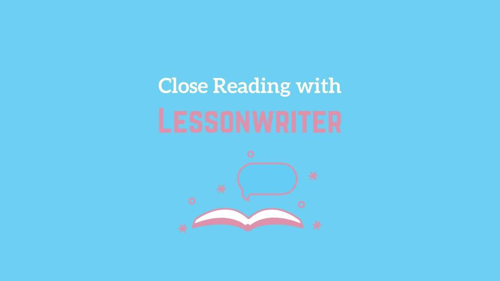 close reading, common core reading standards, how to teach close reading
